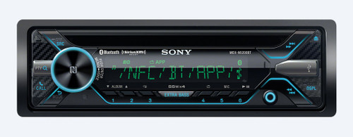 Sony MEX-N5200BT CD Receiver with BLUETOOTH Wireless Technology
