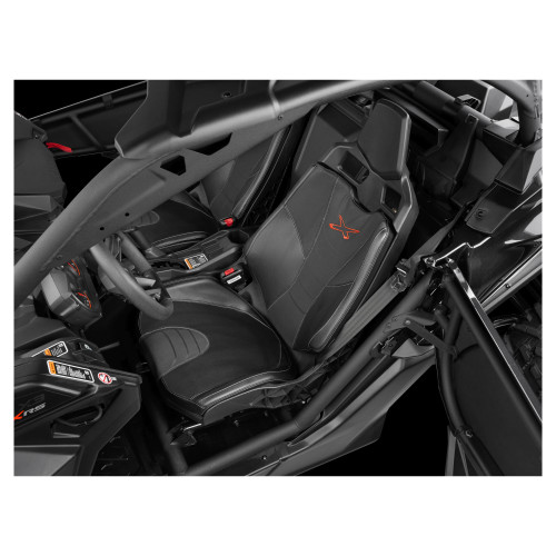 "JL Audio Stealthbox® for 2017-Up Can-Am Maverick X3 2-Seat with 10"" TW3"