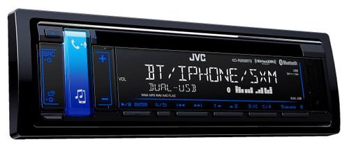 JVC Refurbished KD-R988BTS 1-DIN CD Receiver