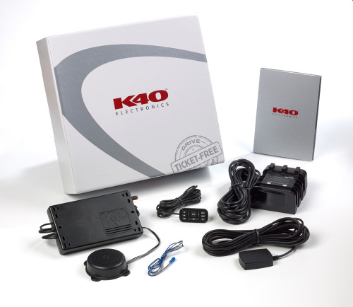 K40 RL200i Single Remote Radar w/GPS