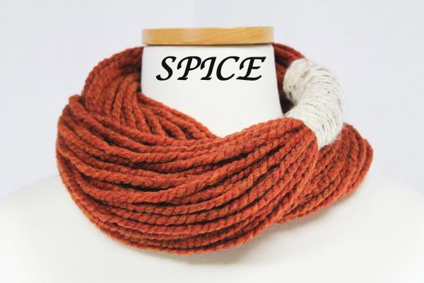 Bora Scarf 䋢 - Spice