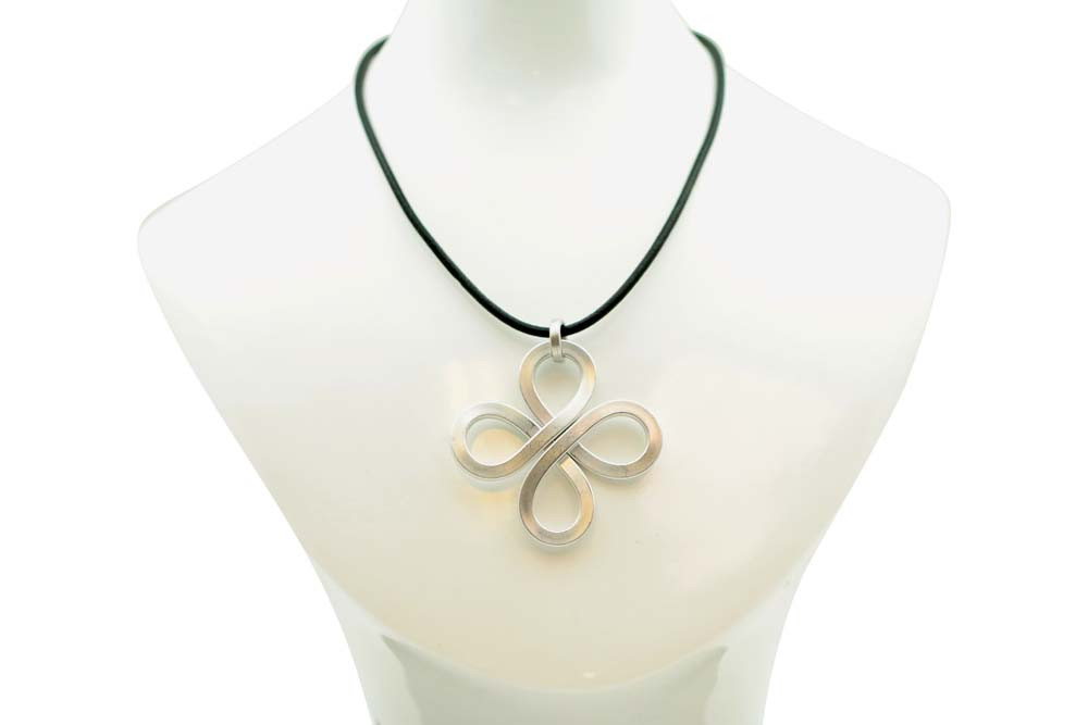 Celtic Cross Pendant - Aluminum