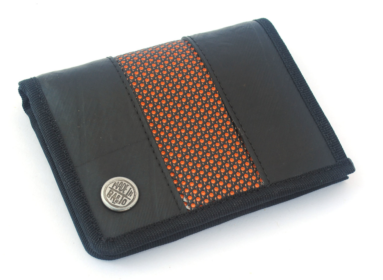 Optimus Man Wallet - Orange