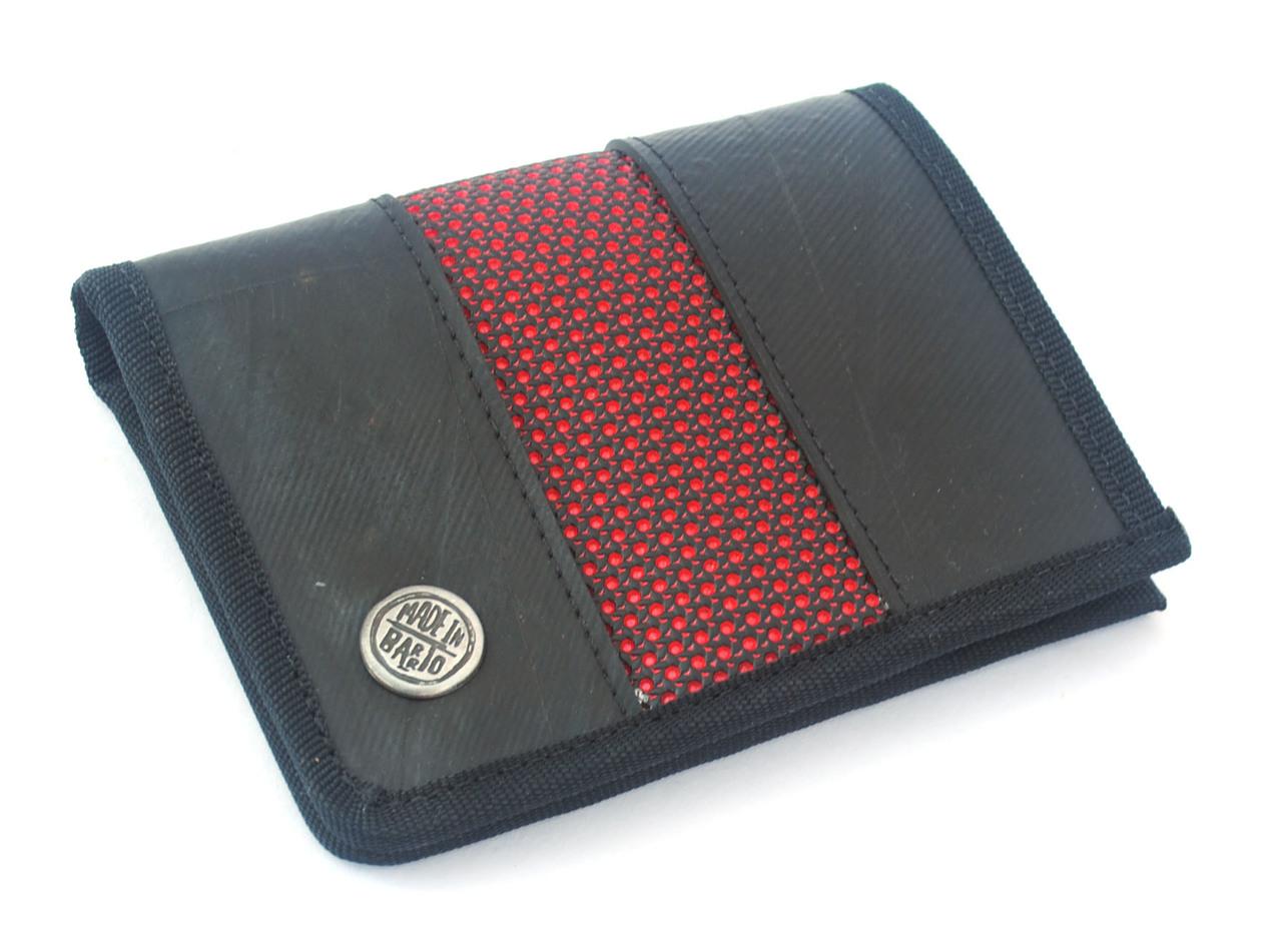 Optimus Man Wallet - Red