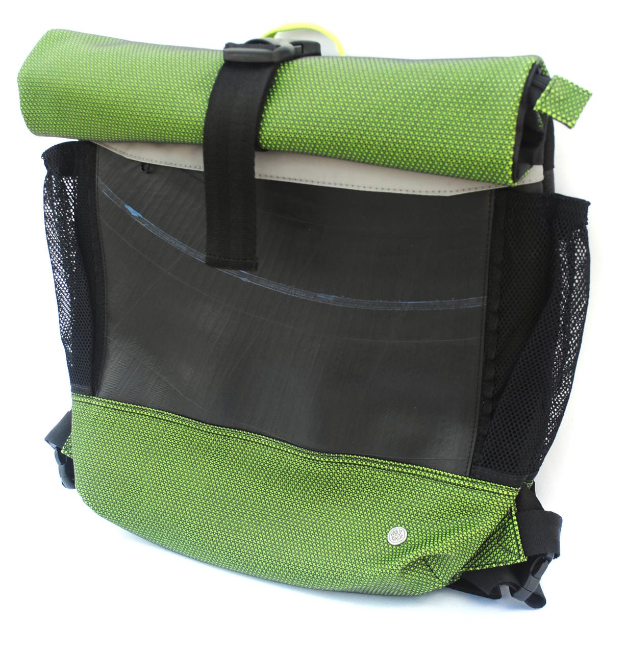 Optimus Bike Backpack - Green