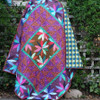 Flips Quilt featuring Passionflower by Anna Maria Horner