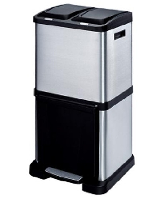 Trio Recycling Bin 40 Litre Tower Recycler - Laundry Company