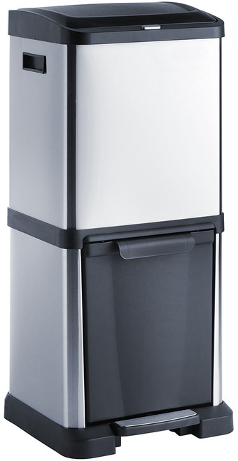 Simplehuman 35 Litre Pull Out Duo Kitchen Recycling Bin