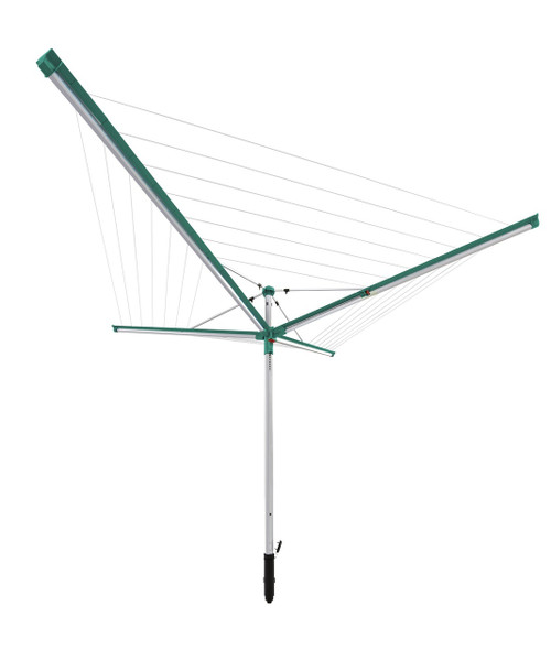 Leifheit Linomatic 600 Deluxe Outdoor Rotary Clothes Airer