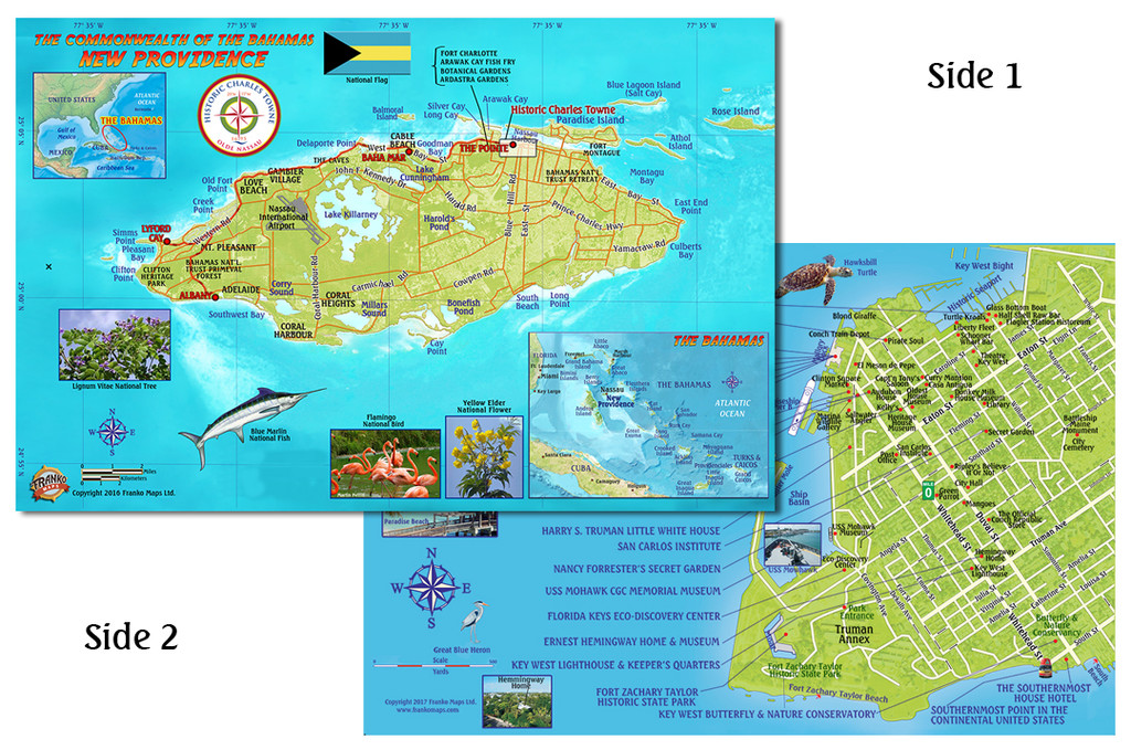 Nassau Walking Guide