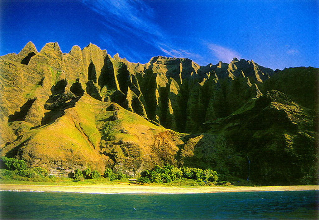 P570 - Kalalau Beach Postcard 50 Pack