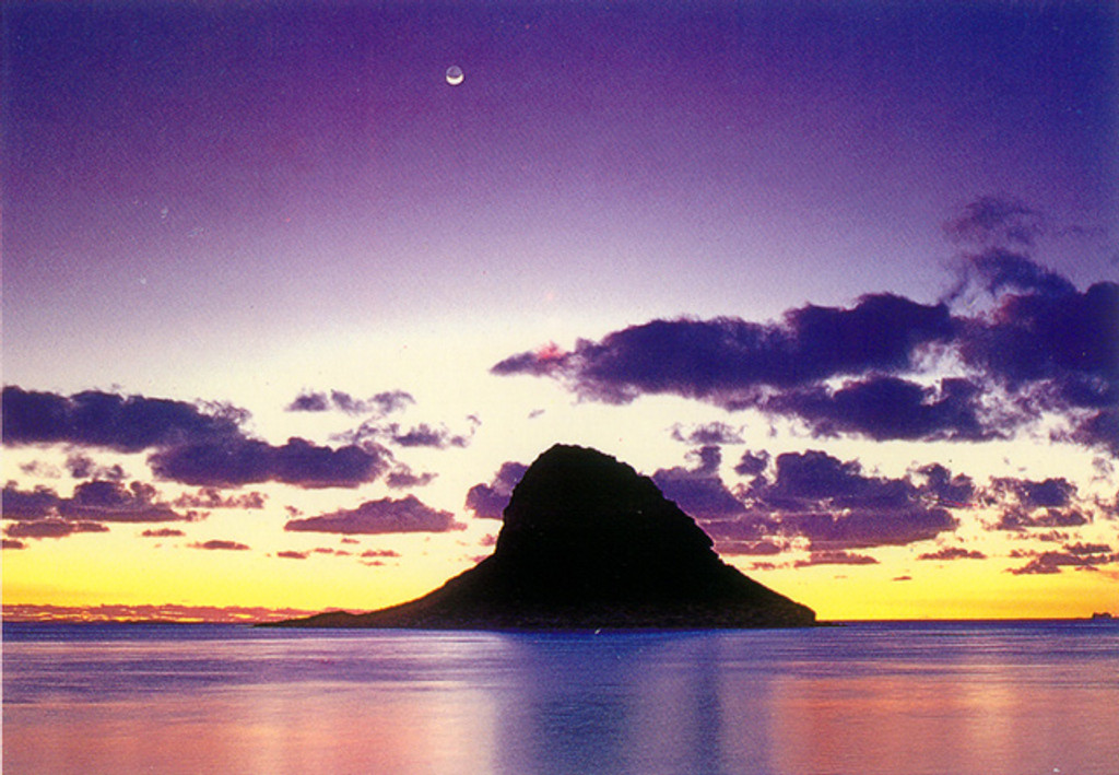 P224 - Chinaman's Hat Postcard 50 Pack