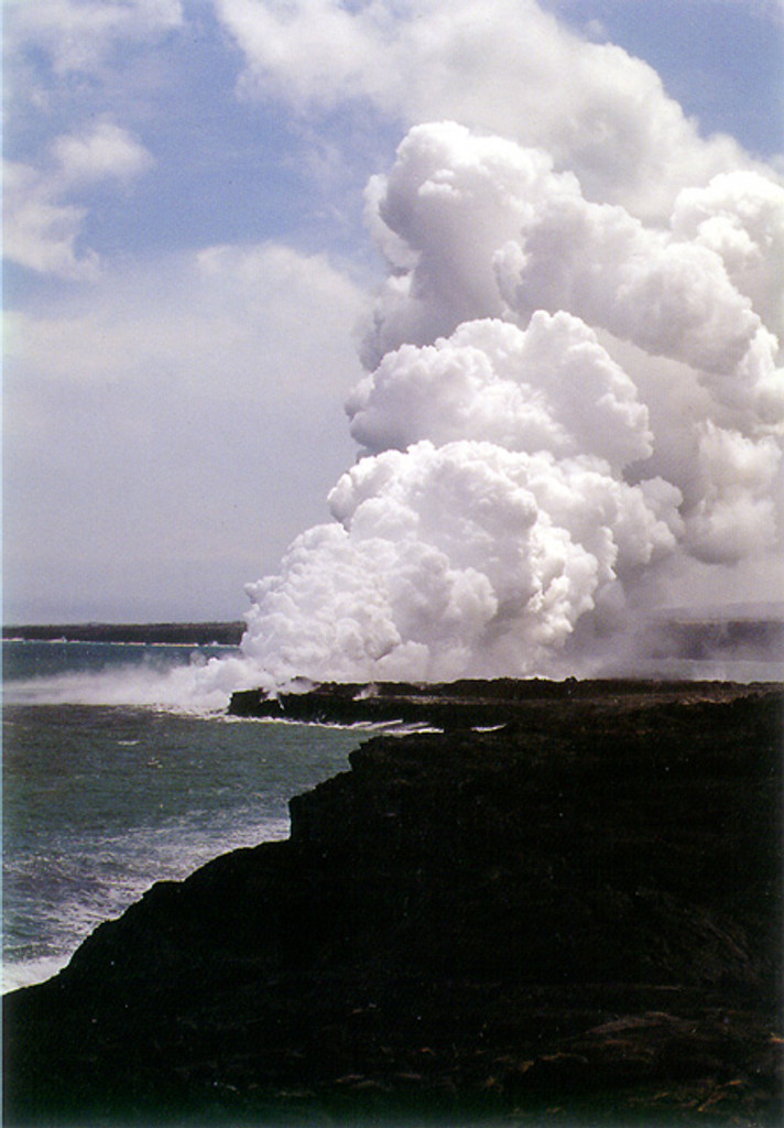P485 - Lava Steam Cloud Postcard 50 Pack