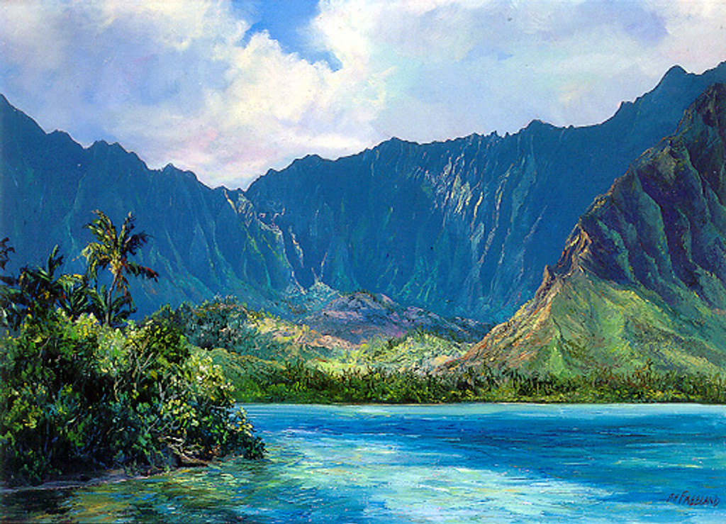 Kaneohe Bay - Notecard 6 Pack