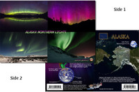 Alaska Northern Lights Card