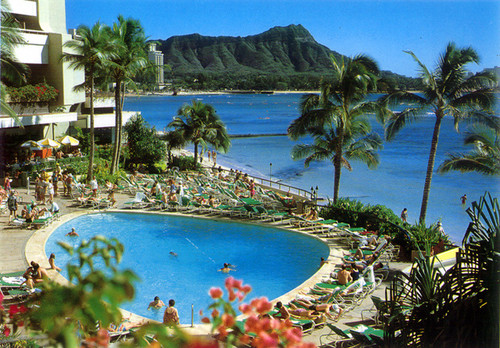 P220 - Diamond Head Postcard 50 Pack