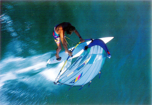 P006 - Windsurfing Postcard 50 Pack