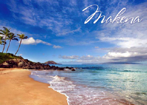 Makena  5x7 Postcard 25 Pack