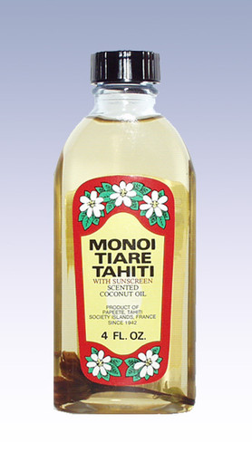 Monoi Sunscreen 4 oz.
