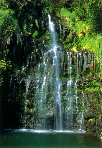 P007 - Mystery Waterfall Postcard 50 Pack