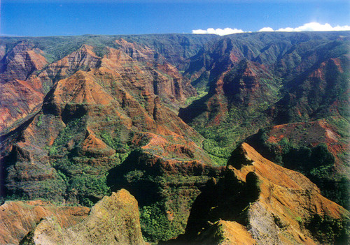 P508 - Waimea Canyon Postcard 50 Pack