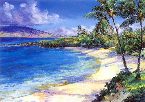 Kapalua Bay - Notecard 6 Pack