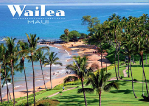Wailea Beach 5x7 Postcard 25 Pack