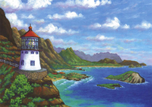 Makapuu Lighthouse - Notecard 6 Pack