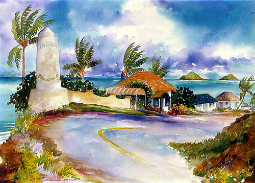 Threshold to Lanikai - Notecard 6 Pack