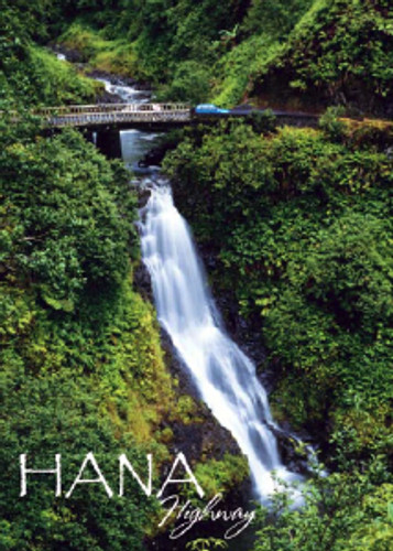 Hana Highway 5x7 Postcard 25 Pack