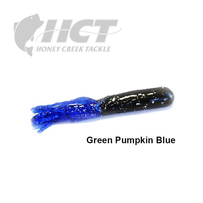 Green Pumpkin Blue