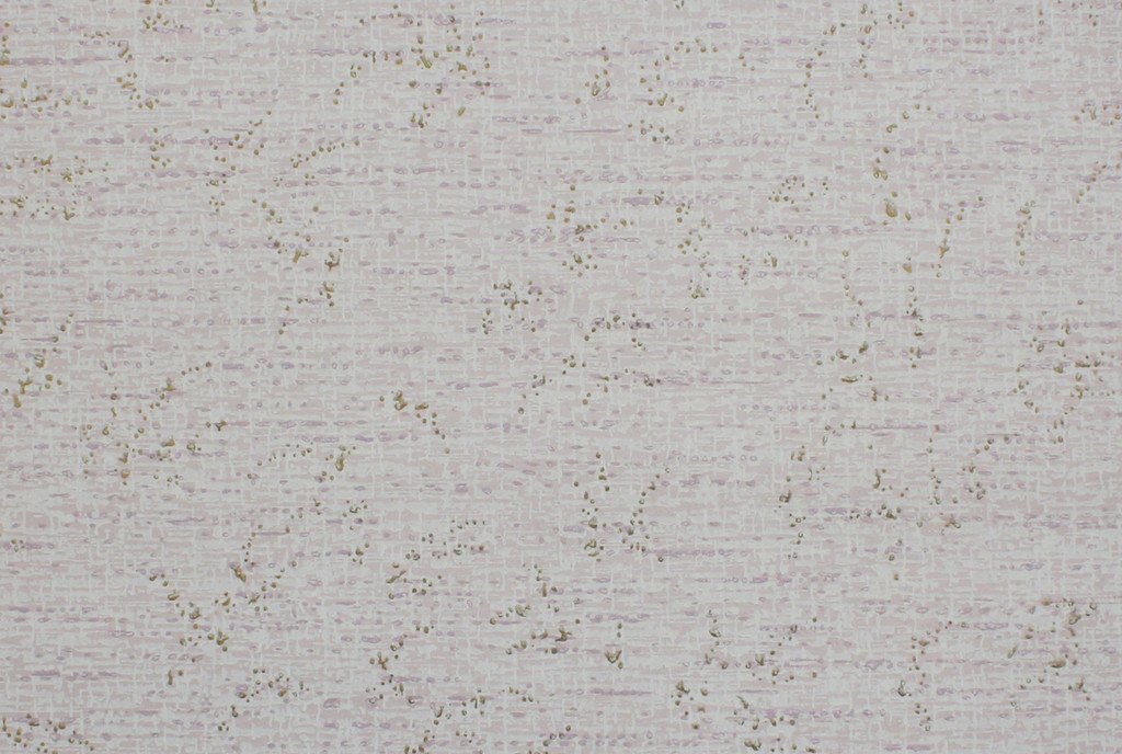1940s Vintage Wallpaper Pink and Purple Faux Finish