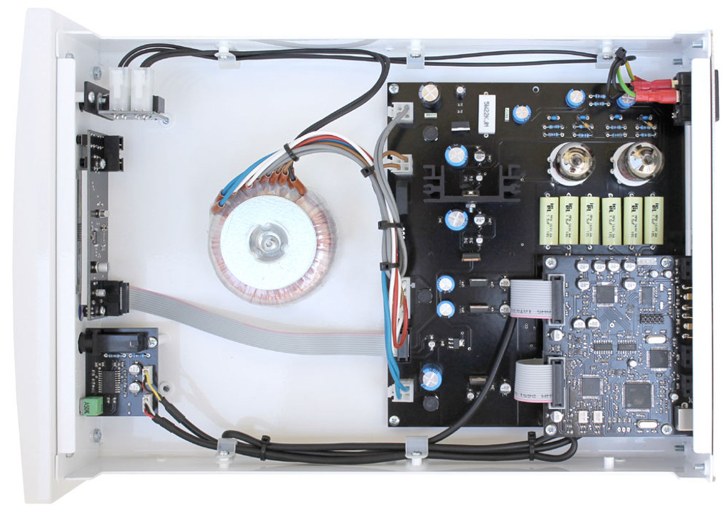 Synthesis Roma 69DC Valve DAC