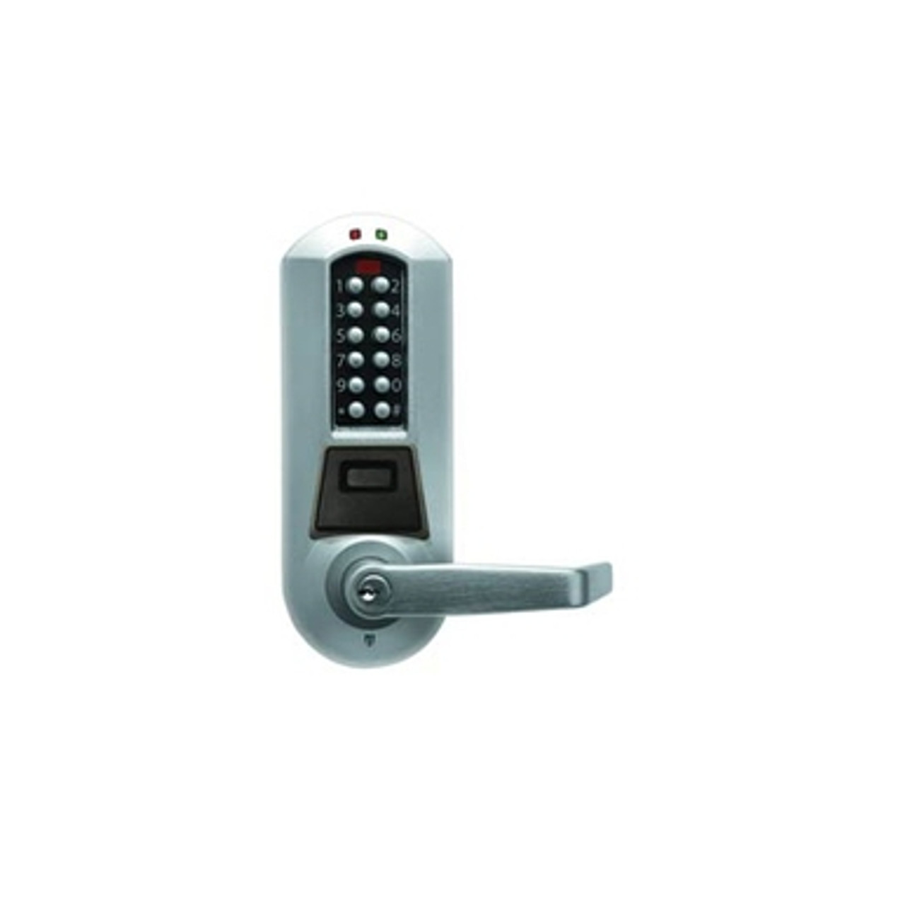 schlage electronic locks. Kaba E-Plex E5700 Series E5710XSWL-626-41 Exit Trim Schlage C Lever Electronic Lock Locks O