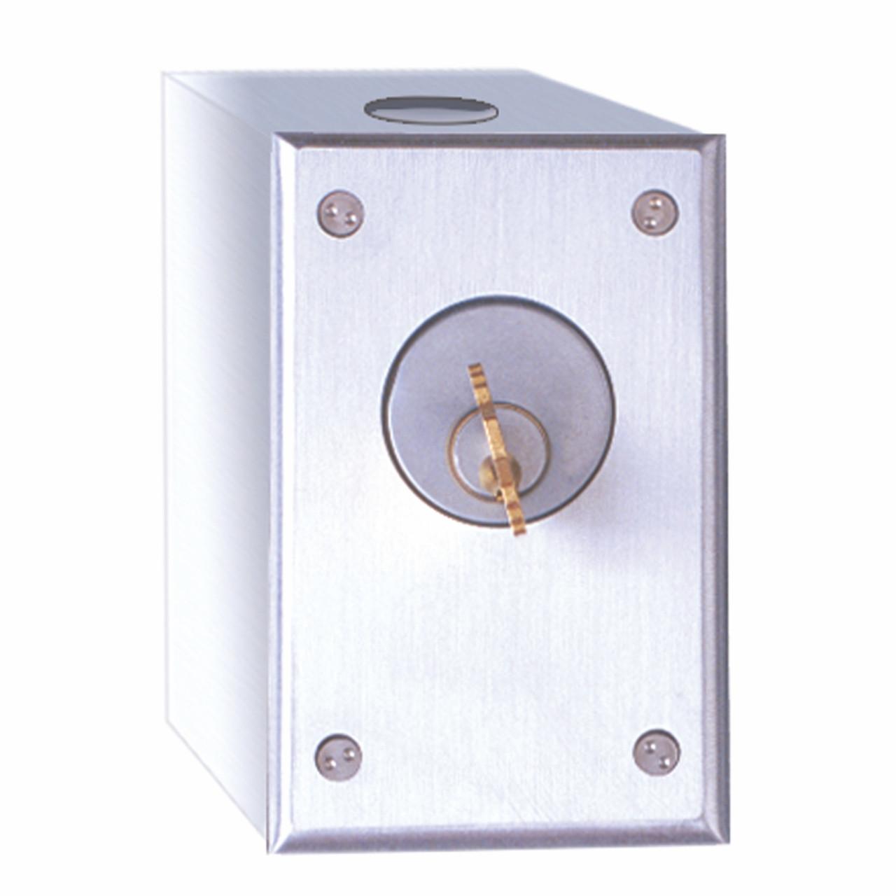 Camden Cm 1000 Series Surface Mount Key Switch Box