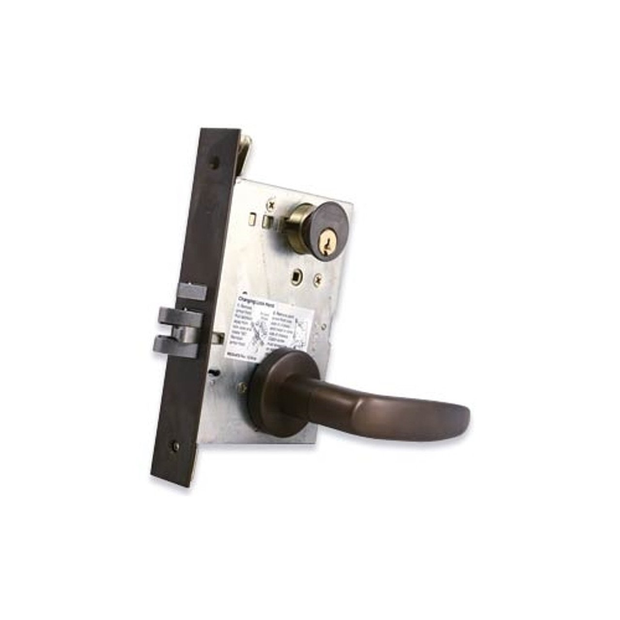 Schlage L9000 Series Mortise Lock W Cylinder