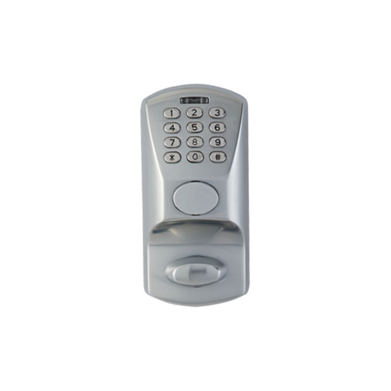Kaba E Plex E1502 Electronic Deadbolt Lock With Key Override