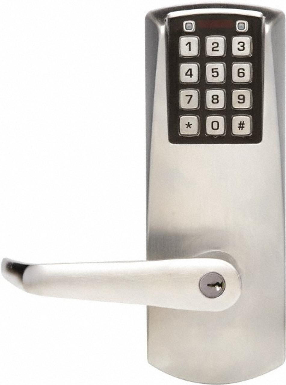 Kaba E Plex E2000 Series E2031XS LL Cylindrical Schlage Key