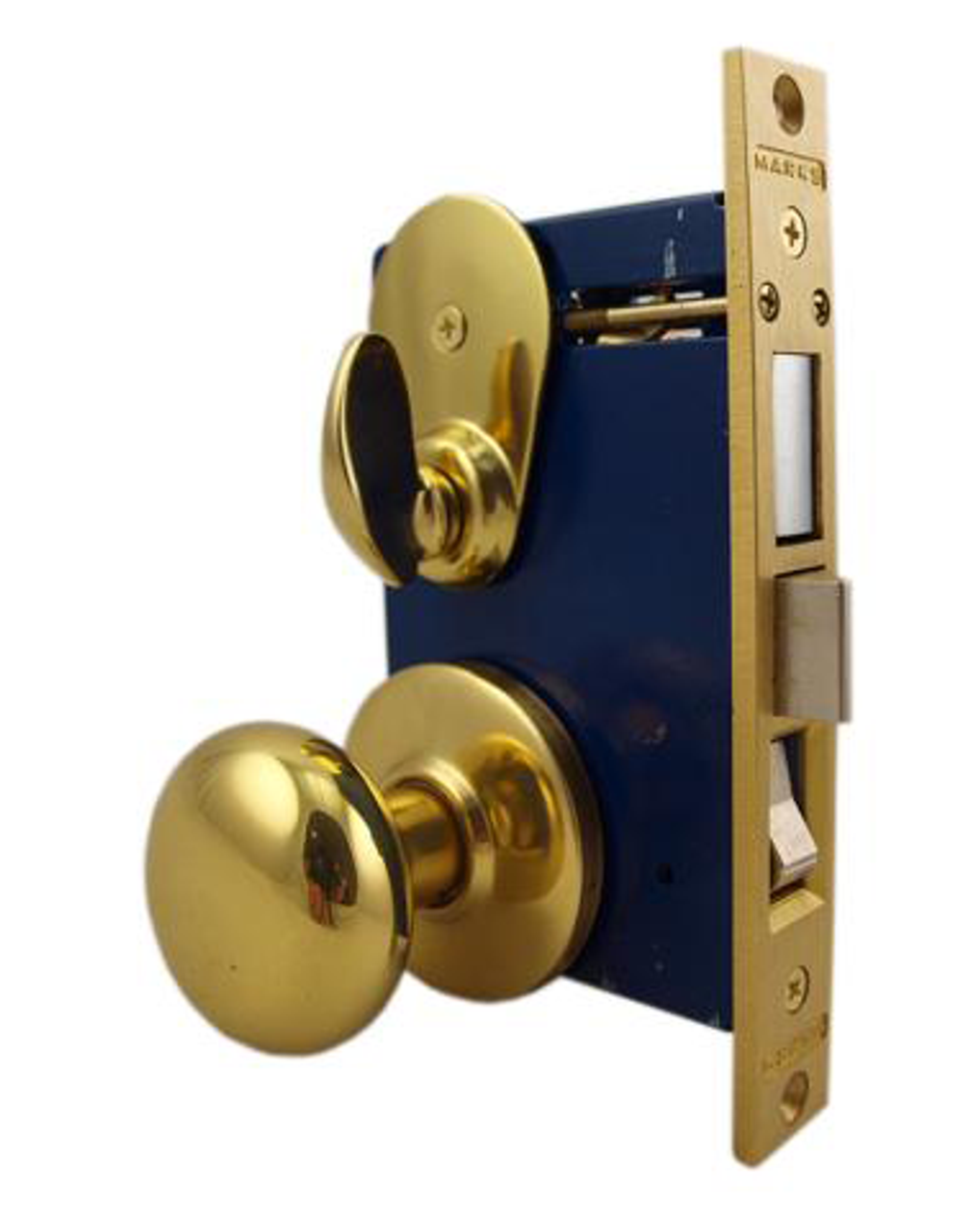 Marks Lock 22 Series 22F Panic Proof Single Cylinder Mortise Lock For Security  Door And Storm