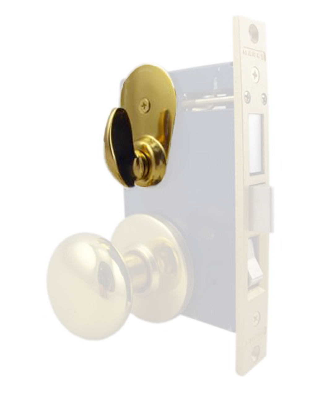 Marks K9117/3 Turnpiece Kit For 22AC/3 & 9225AC/3 Mortise Lock for ...