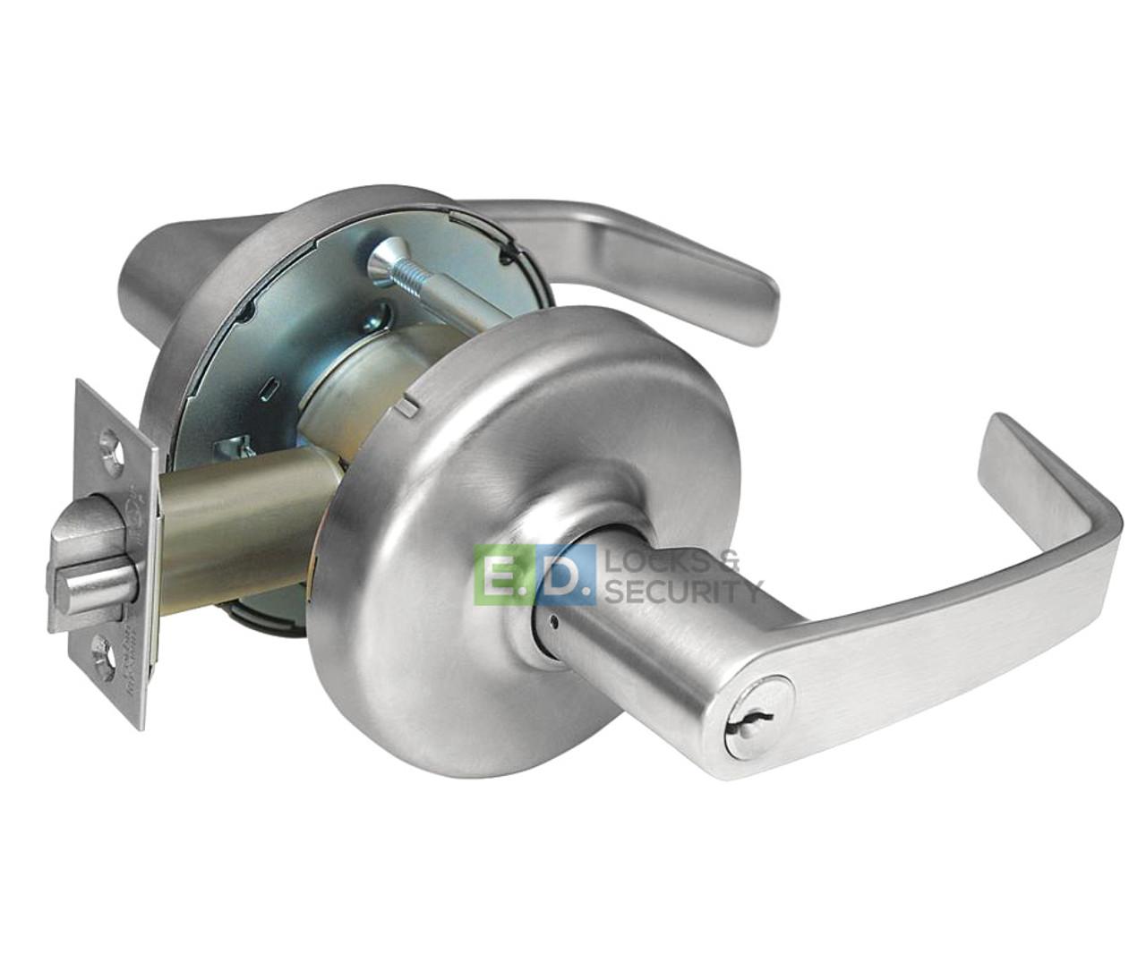 Corbin Russwin Cl3357 Nzd Grade 1 Storeroom Lever Lock