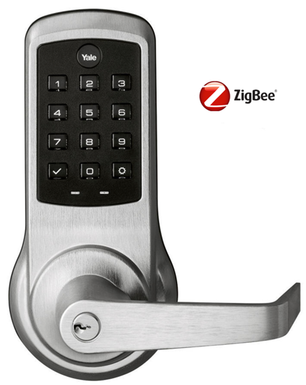 Yale Nextouch Au Ntb610 Ha2 2802 613e Zigbee Pushbutton Lock