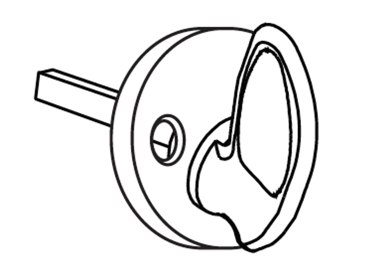 Marks Usa 9615 26d Turnpiece Thumbturn E D Locks