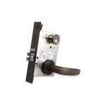 Schlage l9070p 07a classroom mortise lock for Schlage mortise lock template