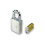 "GMS ICP1753 Large Format IC 1-3/4"" w x 3"" Shackle Padlock"