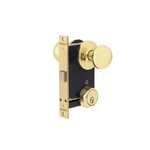 Marks 22 Series 22DW/3 Storeroom Single Cylinder Mortise Lock for Security Door and Storm Door