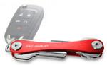 KeySmart Red Premium Pocket Key Organizer & Key Holder