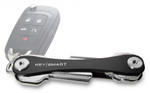 KeySmart Black Premium Pocket Key Organizer & Key Holder