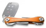 KeySmart Orange Premium Pocket Key Organizer & Key Holder
