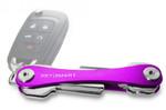 KeySmart Purple Premium Pocket Key Organizer & Key Holder
